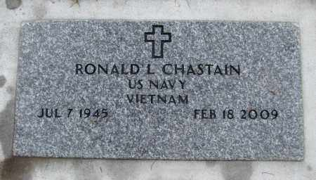 CHASTAIN (VN), RONALD L - Marion County, Oregon | RONALD L CHASTAIN (VN) - Oregon Gravestone Photos