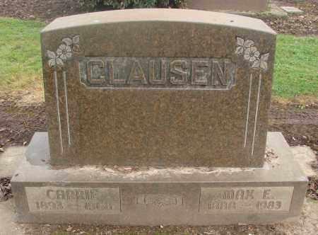 CLAUSEN, CARRIE - Marion County, Oregon | CARRIE CLAUSEN - Oregon Gravestone Photos