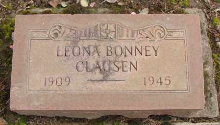 CLAUSEN, LEONA - Marion County, Oregon | LEONA CLAUSEN - Oregon Gravestone Photos