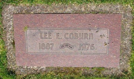 COBURN, LEE E - Marion County, Oregon | LEE E COBURN - Oregon Gravestone Photos