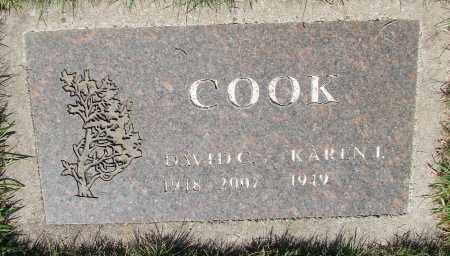 COOK, DAVID C - Marion County, Oregon | DAVID C COOK - Oregon Gravestone Photos