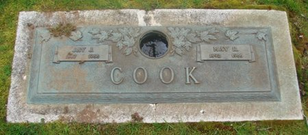 COOK, MAY R - Marion County, Oregon | MAY R COOK - Oregon Gravestone Photos
