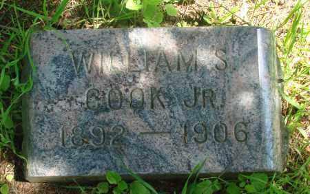 COOK, WILLIAM S JR - Marion County, Oregon   WILLIAM S JR COOK - Oregon Gravestone Photos