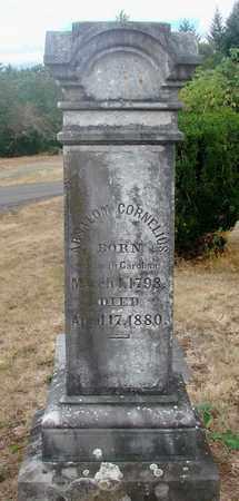 CORNELIUS, ABSALOM - Marion County, Oregon | ABSALOM CORNELIUS - Oregon Gravestone Photos