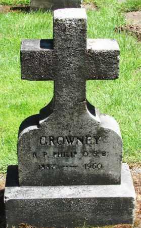 CROWNEY, PHILIP - Marion County, Oregon | PHILIP CROWNEY - Oregon Gravestone Photos