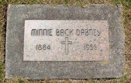 DABNEY, MINNIE - Marion County, Oregon | MINNIE DABNEY - Oregon Gravestone Photos