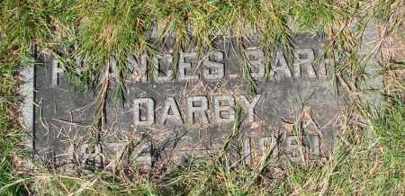 BARR, FRANCES - Marion County, Oregon   FRANCES BARR - Oregon Gravestone Photos