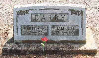 DARBY, JAMES OLIVER - Marion County, Oregon | JAMES OLIVER DARBY - Oregon Gravestone Photos