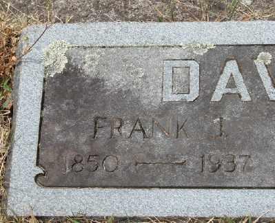 DAVEY, FRANK J - Marion County, Oregon | FRANK J DAVEY - Oregon Gravestone Photos