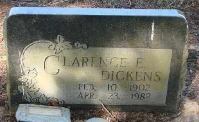 DICKENS, CLARENCE EVERETT - Marion County, Oregon | CLARENCE EVERETT DICKENS - Oregon Gravestone Photos