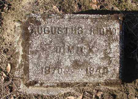 DIMICK, AUGUSTUS RIGHT - Marion County, Oregon | AUGUSTUS RIGHT DIMICK - Oregon Gravestone Photos