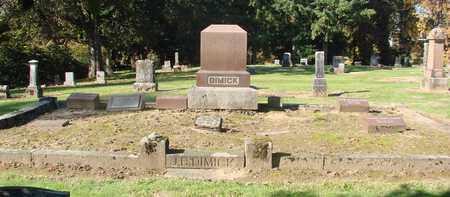 DIMICK, JOHN BUELL PLOT - Marion County, Oregon   JOHN BUELL PLOT DIMICK - Oregon Gravestone Photos
