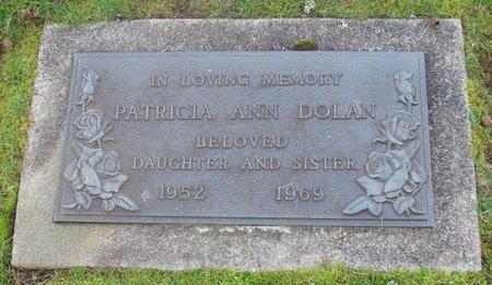 DOLAN, PATRICIA ANN - Marion County, Oregon   PATRICIA ANN DOLAN - Oregon Gravestone Photos