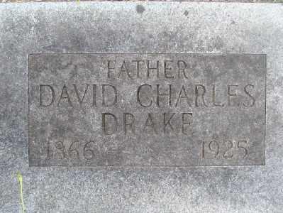 DRAKE, DAVID CHARLES - Marion County, Oregon | DAVID CHARLES DRAKE - Oregon Gravestone Photos