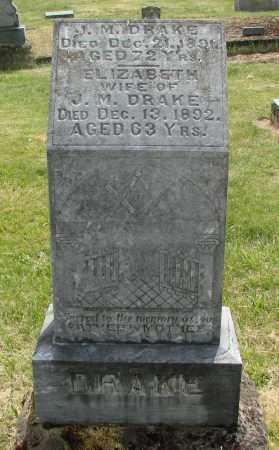 DRAKE, JOHN MELANOTHON - Marion County, Oregon | JOHN MELANOTHON DRAKE - Oregon Gravestone Photos