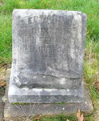 DUNBAR, EDWARD C - Marion County, Oregon | EDWARD C DUNBAR - Oregon Gravestone Photos