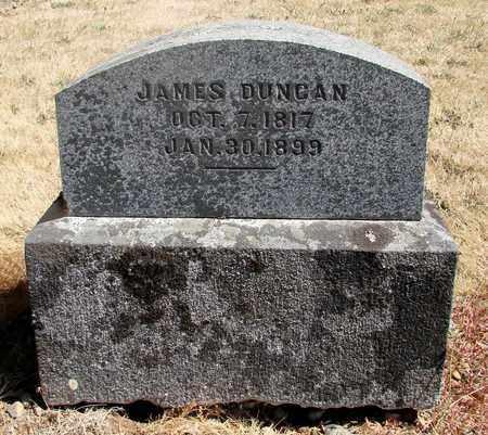 DUNCAN, JAMES - Marion County, Oregon   JAMES DUNCAN - Oregon Gravestone Photos