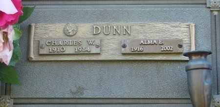 DUNN, CHARLES W - Marion County, Oregon | CHARLES W DUNN - Oregon Gravestone Photos