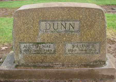DUNN, WILLIAM B - Marion County, Oregon | WILLIAM B DUNN - Oregon Gravestone Photos