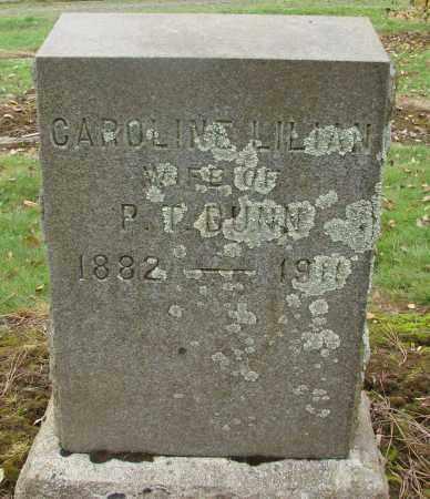 DUNN, CAROLINE LILIAN - Marion County, Oregon | CAROLINE LILIAN DUNN - Oregon Gravestone Photos