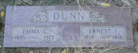 DUNN, ERNEST L - Marion County, Oregon | ERNEST L DUNN - Oregon Gravestone Photos