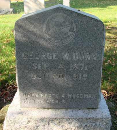 DUNN, GEORGE W JR - Marion County, Oregon | GEORGE W JR DUNN - Oregon Gravestone Photos