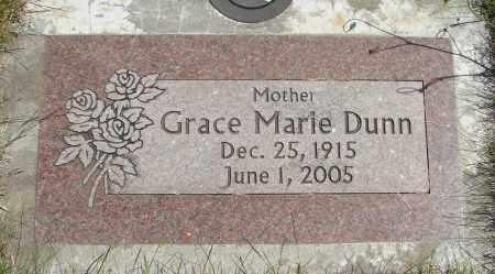 DUNN, GRACE MARIE - Marion County, Oregon | GRACE MARIE DUNN - Oregon Gravestone Photos