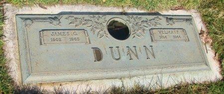 DUNN, JAMES G - Marion County, Oregon | JAMES G DUNN - Oregon Gravestone Photos