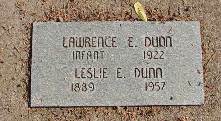 DUNN, LAWRENCE E - Marion County, Oregon   LAWRENCE E DUNN - Oregon Gravestone Photos