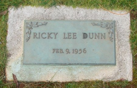 DUNN, RICKY LEE - Marion County, Oregon   RICKY LEE DUNN - Oregon Gravestone Photos