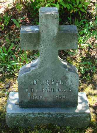 D'URBAL, PAUL - Marion County, Oregon | PAUL D'URBAL - Oregon Gravestone Photos