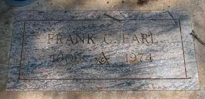 EARL, FRANK C - Marion County, Oregon | FRANK C EARL - Oregon Gravestone Photos