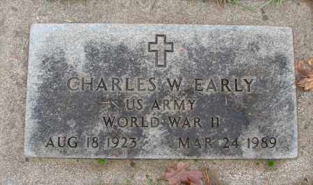 EARLY (WWII), CHARLES W - Marion County, Oregon | CHARLES W EARLY (WWII) - Oregon Gravestone Photos