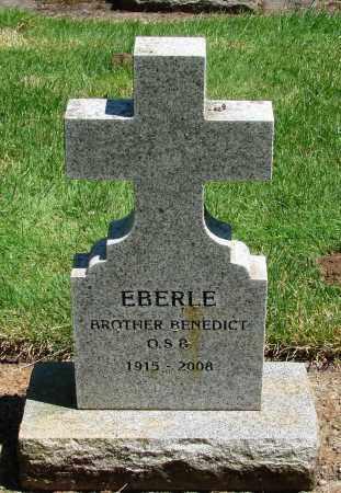 EBERLE, BENEDICT - Marion County, Oregon | BENEDICT EBERLE - Oregon Gravestone Photos