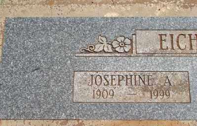 EICHELBERGER, JOSEPHINE A - Marion County, Oregon | JOSEPHINE A EICHELBERGER - Oregon Gravestone Photos