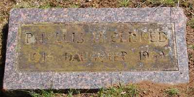 HALL ELDRED, PHYLLIS - Marion County, Oregon | PHYLLIS HALL ELDRED - Oregon Gravestone Photos