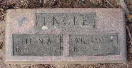ENGLE, WILLIAM WASHINGTON - Marion County, Oregon | WILLIAM WASHINGTON ENGLE - Oregon Gravestone Photos