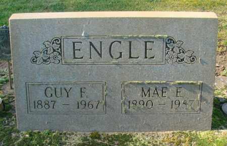 ENGLE, GUY FRANKLIN - Marion County, Oregon | GUY FRANKLIN ENGLE - Oregon Gravestone Photos