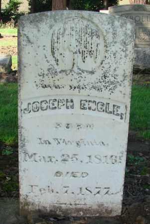ENGLE, JOSEPH - Marion County, Oregon | JOSEPH ENGLE - Oregon Gravestone Photos