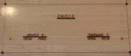 ENGLE, THOMAS TOLLEN - Marion County, Oregon | THOMAS TOLLEN ENGLE - Oregon Gravestone Photos