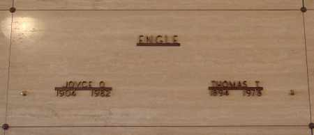ENGLE, JOYCE - Marion County, Oregon | JOYCE ENGLE - Oregon Gravestone Photos