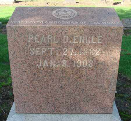 ENGLE, PEARL DAVID - Marion County, Oregon | PEARL DAVID ENGLE - Oregon Gravestone Photos