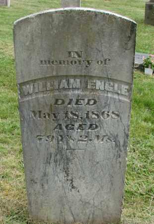 ENGLE, WILLIAM - Marion County, Oregon | WILLIAM ENGLE - Oregon Gravestone Photos
