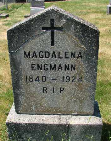 ENGMANN, MAGDALENA - Marion County, Oregon | MAGDALENA ENGMANN - Oregon Gravestone Photos