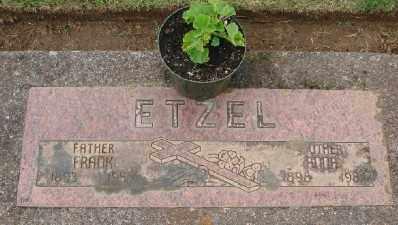 ETZEL, ANNA - Marion County, Oregon | ANNA ETZEL - Oregon Gravestone Photos