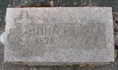 ETZEL, JOHN F - Marion County, Oregon | JOHN F ETZEL - Oregon Gravestone Photos