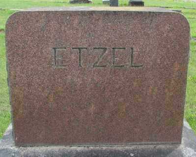 ETZEL, KATHERINE - Marion County, Oregon | KATHERINE ETZEL - Oregon Gravestone Photos