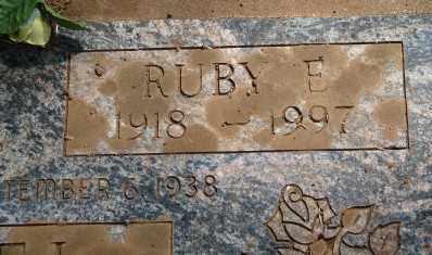 ELDEAN ETZELL, RUBY - Marion County, Oregon | RUBY ELDEAN ETZELL - Oregon Gravestone Photos