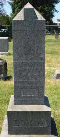 FENNIMORE, W L - Marion County, Oregon   W L FENNIMORE - Oregon Gravestone Photos