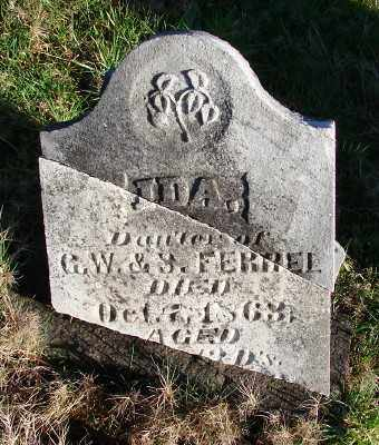 FERRELL, IDA - Marion County, Oregon | IDA FERRELL - Oregon Gravestone Photos